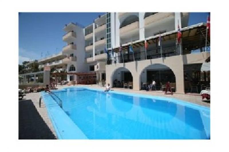 Appartementen Panorama - Rhodos stad - Rhodos